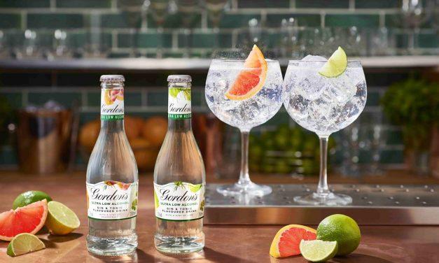 Gordon's new Alcohol free G&T