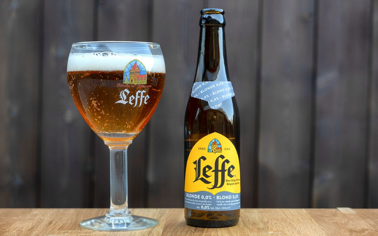 Geproefd! Leffe Blond 0,0%