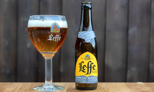 Tasted! Leffe Blond 0,0%