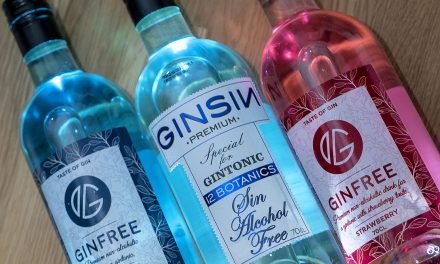 GinFree: Aldi's version of Ginsin