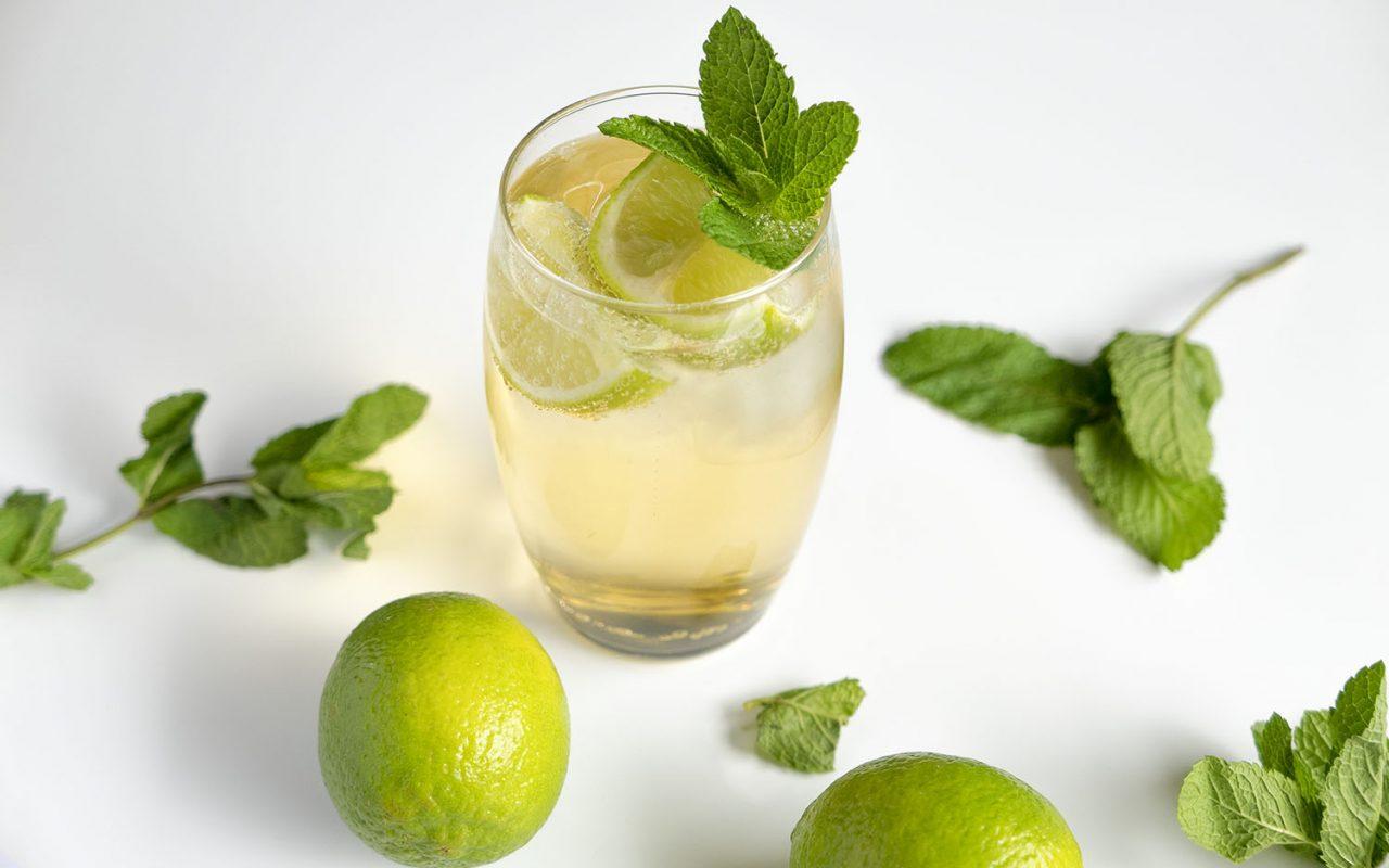Mocktail: Hugo