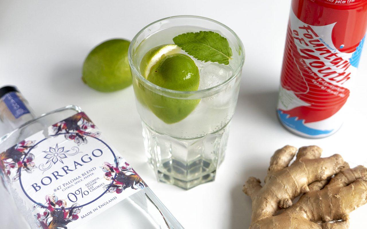 Mocktail: De Cocoto