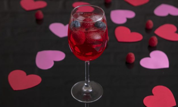 Mocktail: Soberito Valentino