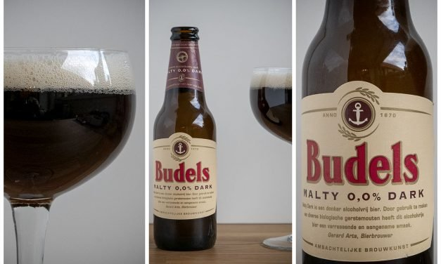 Tasted! Budels Malty 0,0% Dark