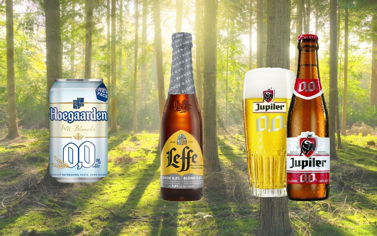 Biofuel made from alcohol-free beer