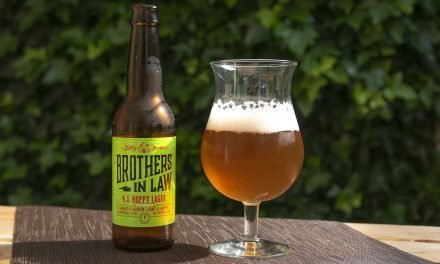 Tasted! Brothers in Law 0.5 Hoppy Lager