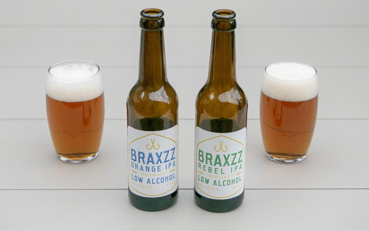 Tasted! Braxzz Rebel IPA and Braxzz Orange IPA