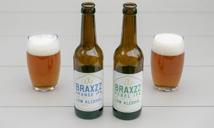 Tasted! Braxzz Rebel IPA and Braxzz Orange IPA