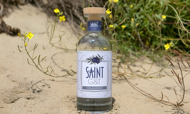 Tasted! Non-alcoholic Saint G&T