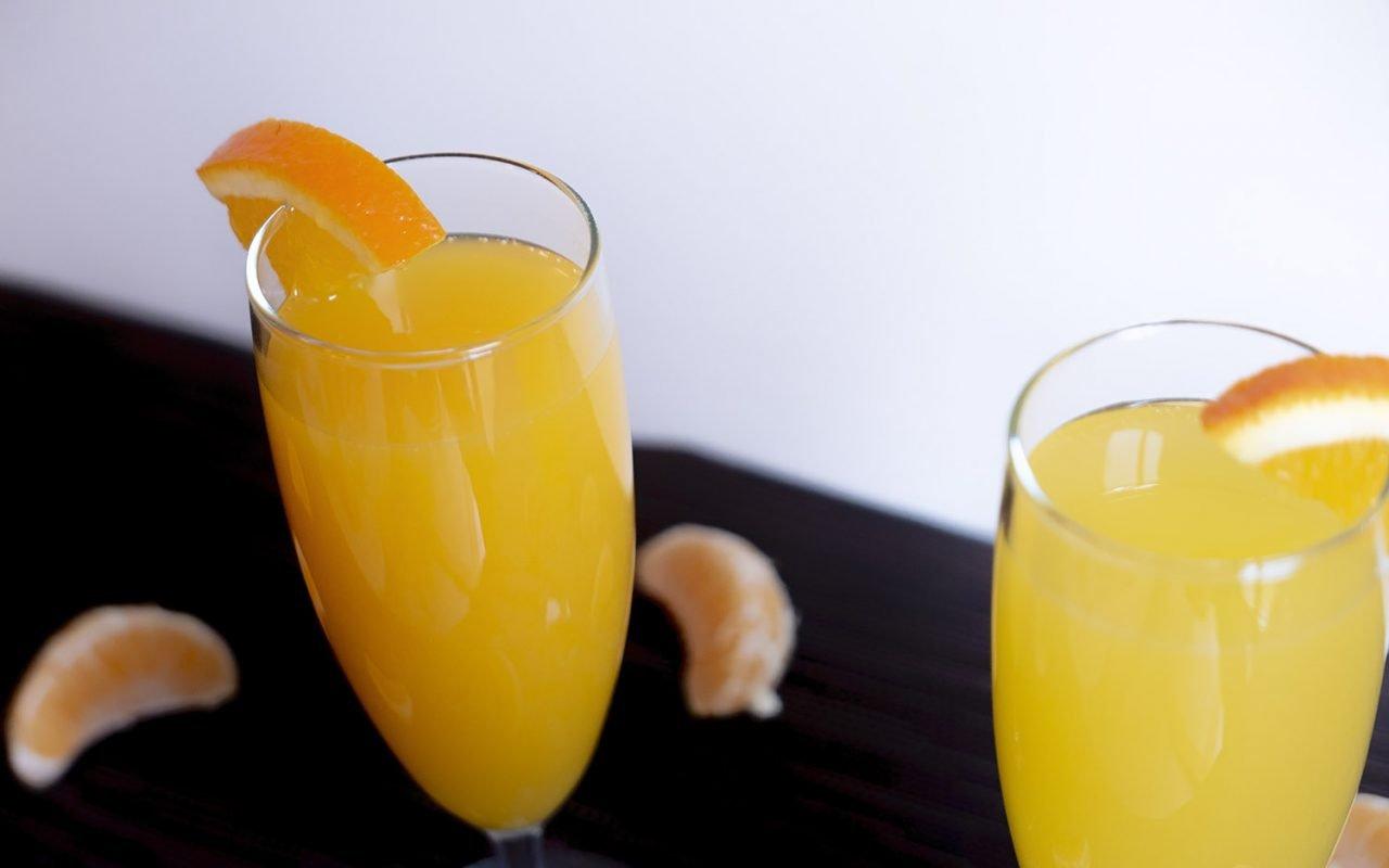 Cocktail: Mimosa op 2 manieren