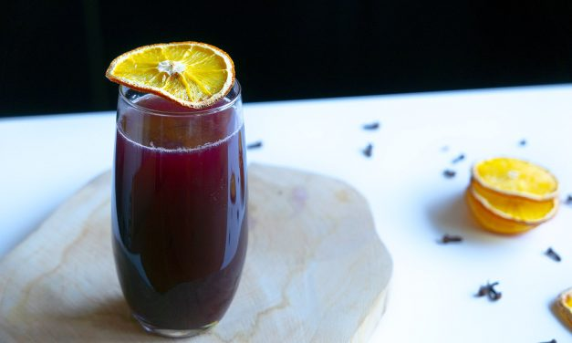 Recipe: Alcohol-free mulled wine