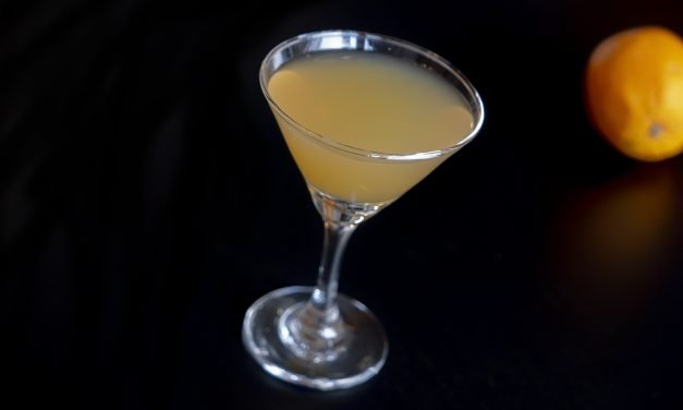 Recipe: Alcohol-free Monkey Gland