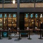 Brewdog opens AF bar in London