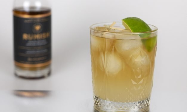 Recipe: Dark 'n' Stormy