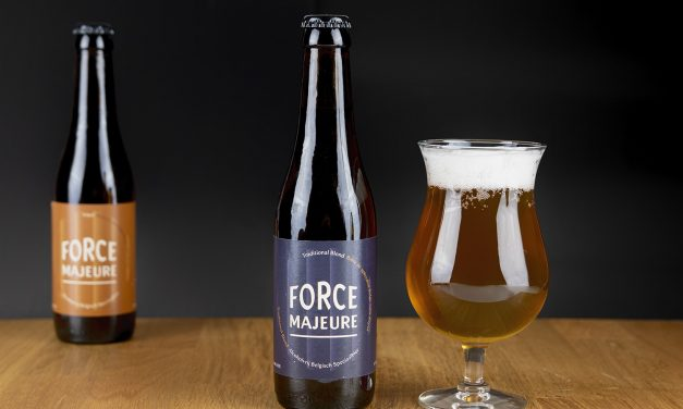 Tasted! Force Majeure Traditional Blond