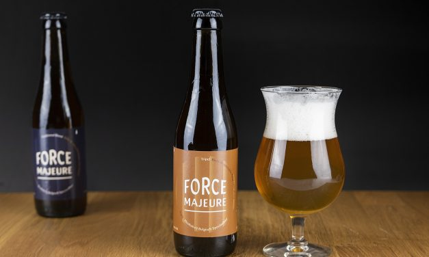 Tasted! Force Majeure Tripel
