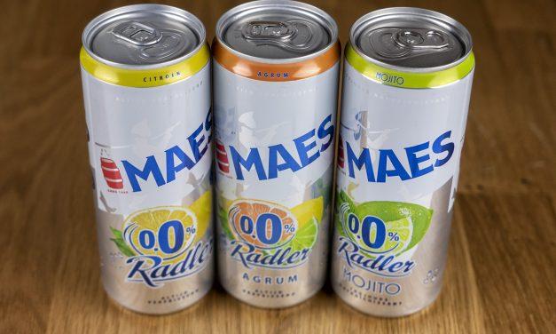 Tasted! Maes 0,0% Radler