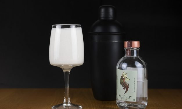 Recipe: Coconut Fizz